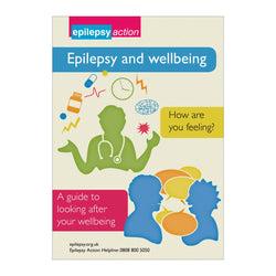 Wellbeing and epilepsy booklet