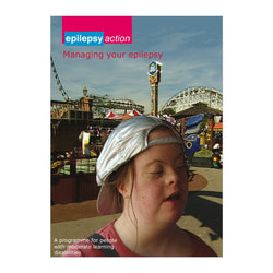 Managing your epilepsy - for people with learning disabilities DVD