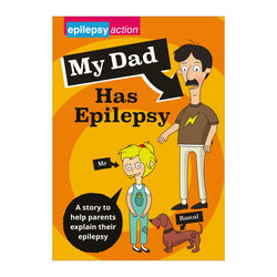 My dad has epilepsy Book