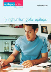 My epilepsy care plan - Welsh