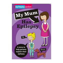 My mum has epilepsy Book