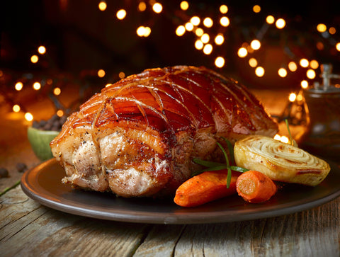 Pheasants Hill Farm Christmas Hams free delivery to Ireland, England, Scotland, UK.