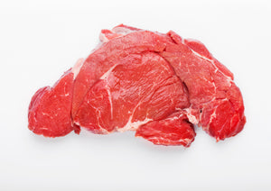 Beef, Grass fed beef braising steak slices 6 pack