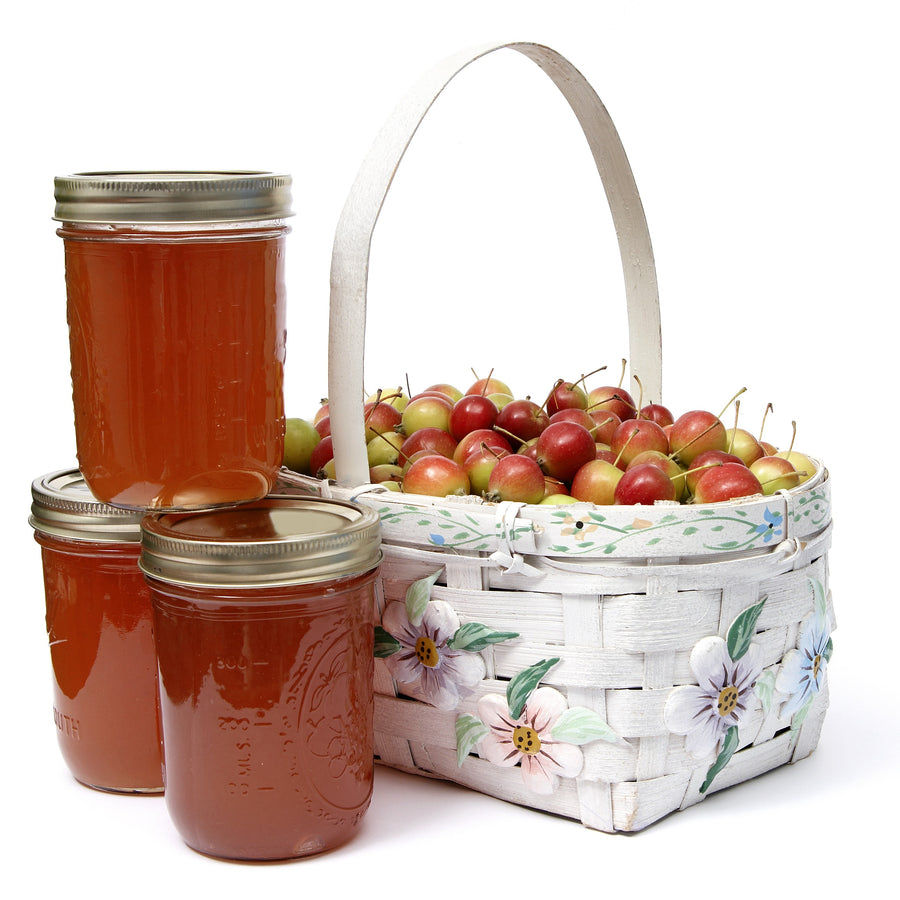 Preserves, Farmers Daughter Homegrown Crabapple Jelly