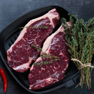 Beef, Grass fed beef sirloin steak 6 pack