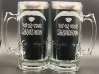 34 oz Completely Customizable Mug (Personalized)