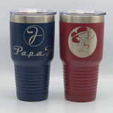 Masonic Designs 30 oz. Polar Camel Ringneck Tumblers (Personalized Engraving)
