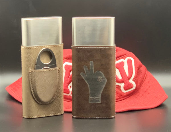 Kappa Alpha Psi ΚΑΨ Cigar Case