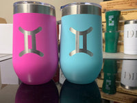 16 oz. Polar Camel Stemless Tumblers (Personalized Engraving)