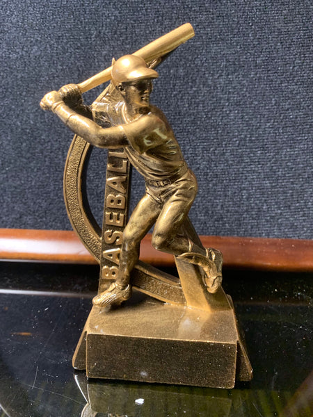 "Bronze ""Baseball"" Trophy"