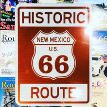 Official Route 66 Sign