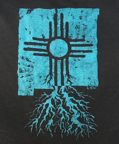 NM Roots tee