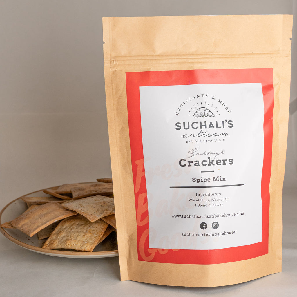 Sourdough Crackers SPICE MIX