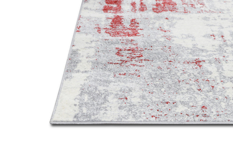 Abstract Rugs/Luxury Livingroom Modern Soft/Smooth-Silver/Gray/White