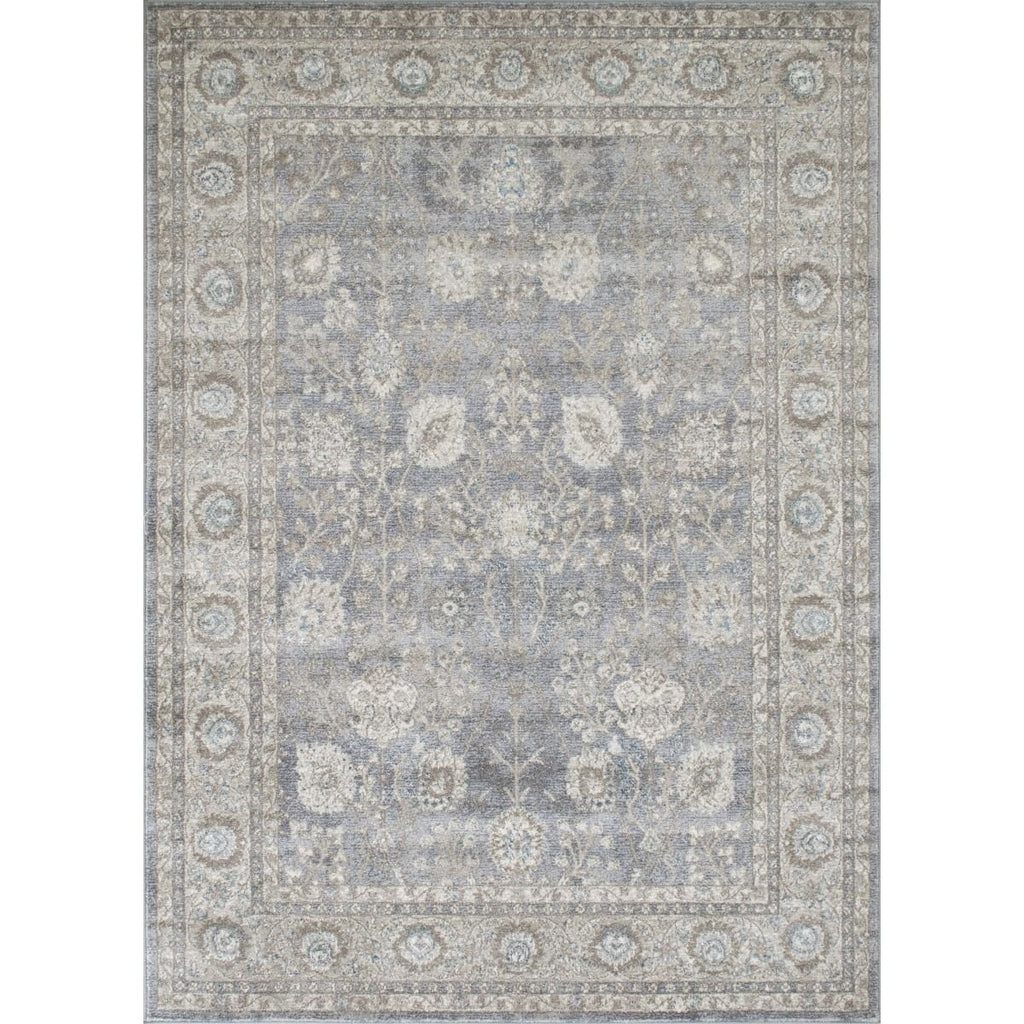 Modern Vintage Design– Abstract, Persian Rug