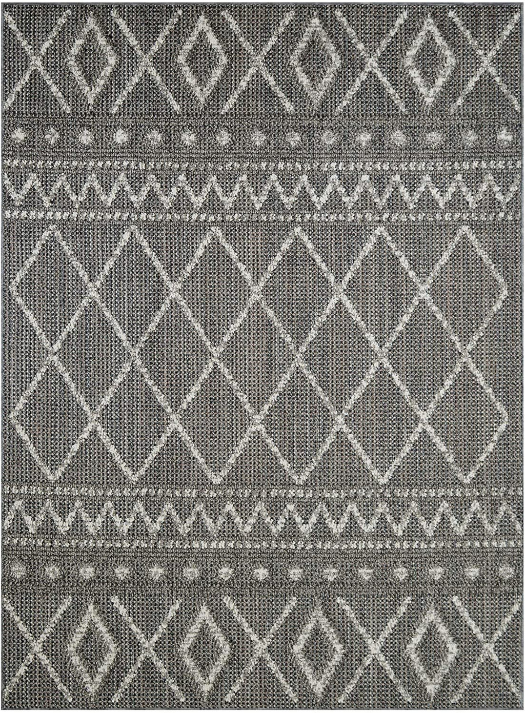 Outdoor Rugs 5x7 Diamond Pattern-20