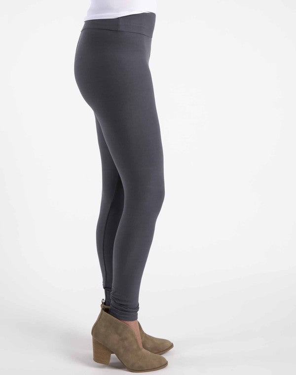 Better Than Butter Solid Leggings