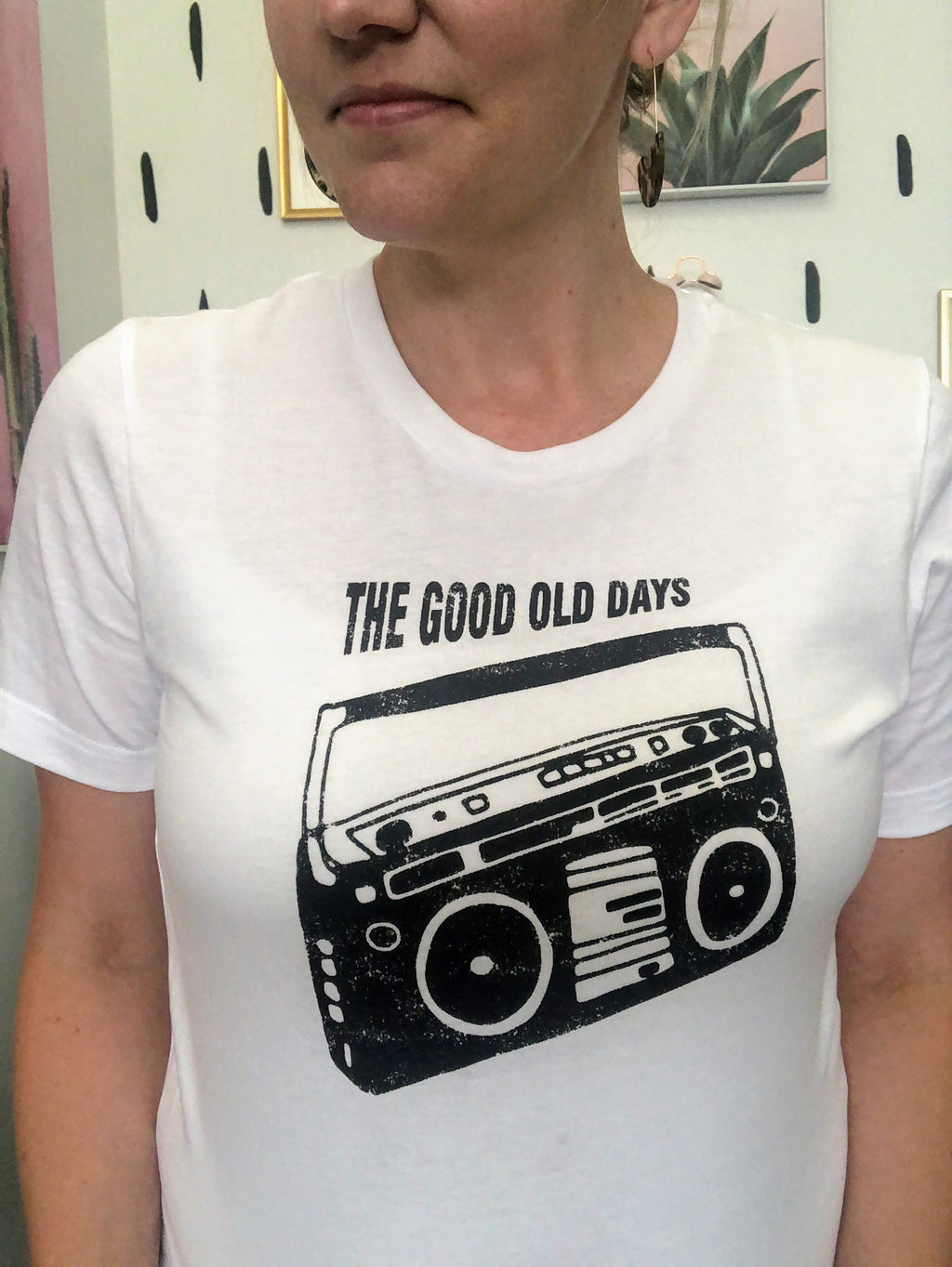 Good Old Days Graphic Tee