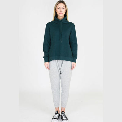 Alicia Sweater - Forest Green