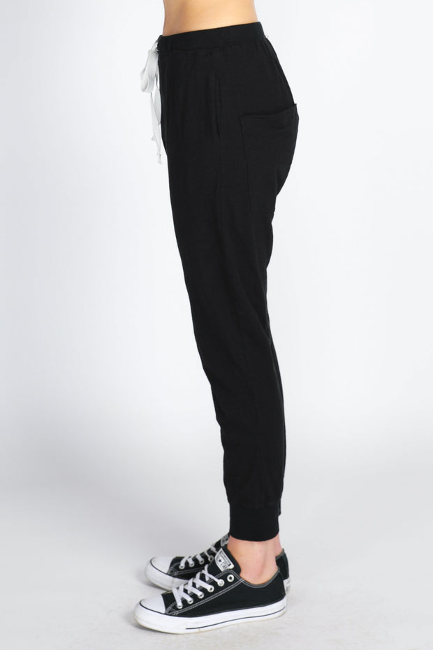 Brooklyn Lounge Pants - Black