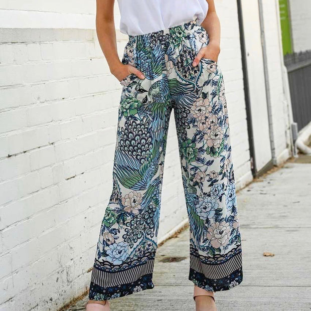 Hayley Wide Leg Pant   **40% Discount applied at checkout**