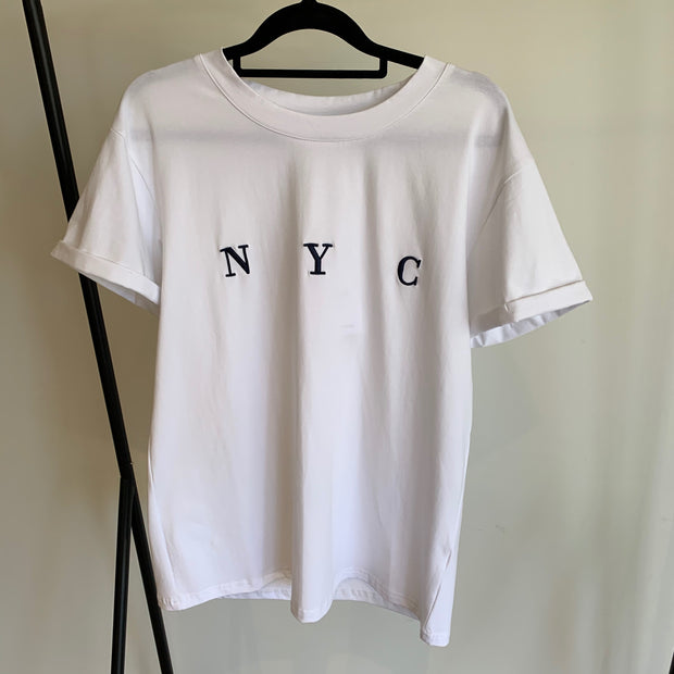 NYC Tee   ** 40% Discount applied at checkout**