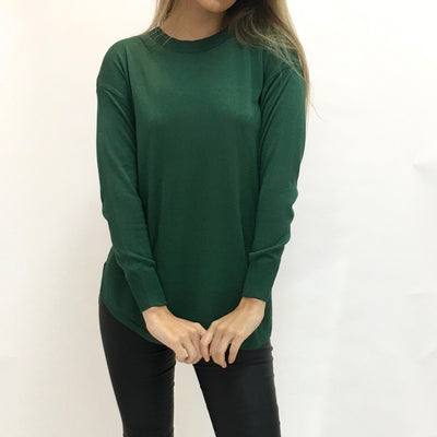 Willow Round Neck Knit - Assorted Colours
