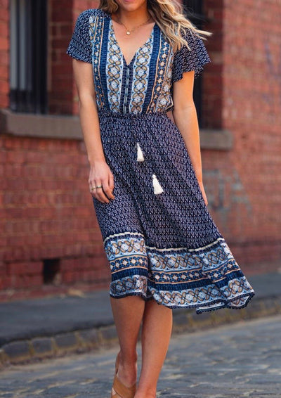 Katie Midi Dress