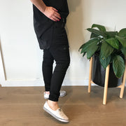 Chino Jogger Jean - Assorted Colours