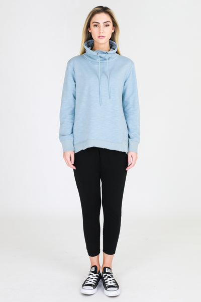 Jenna Sweater - Storm Blue