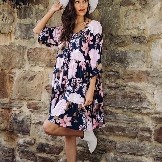 Wild Bloom Dress**40% OFF SALE**