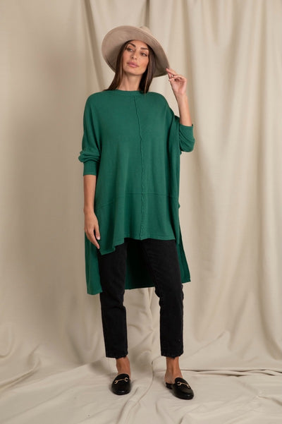 Florence Knit - Emerald