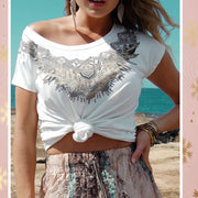 Boho Tee   **40% Discount applied at checkout**