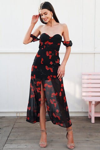 Poppies - Sommerkleid - Figs Store