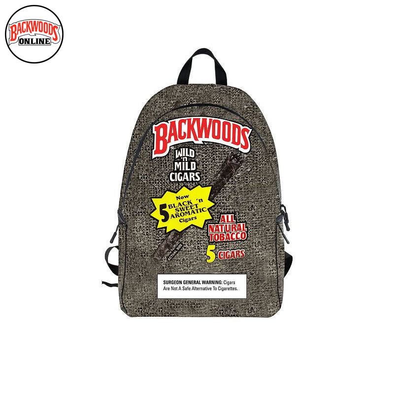 Backwoods Black N Sweet BackPack
