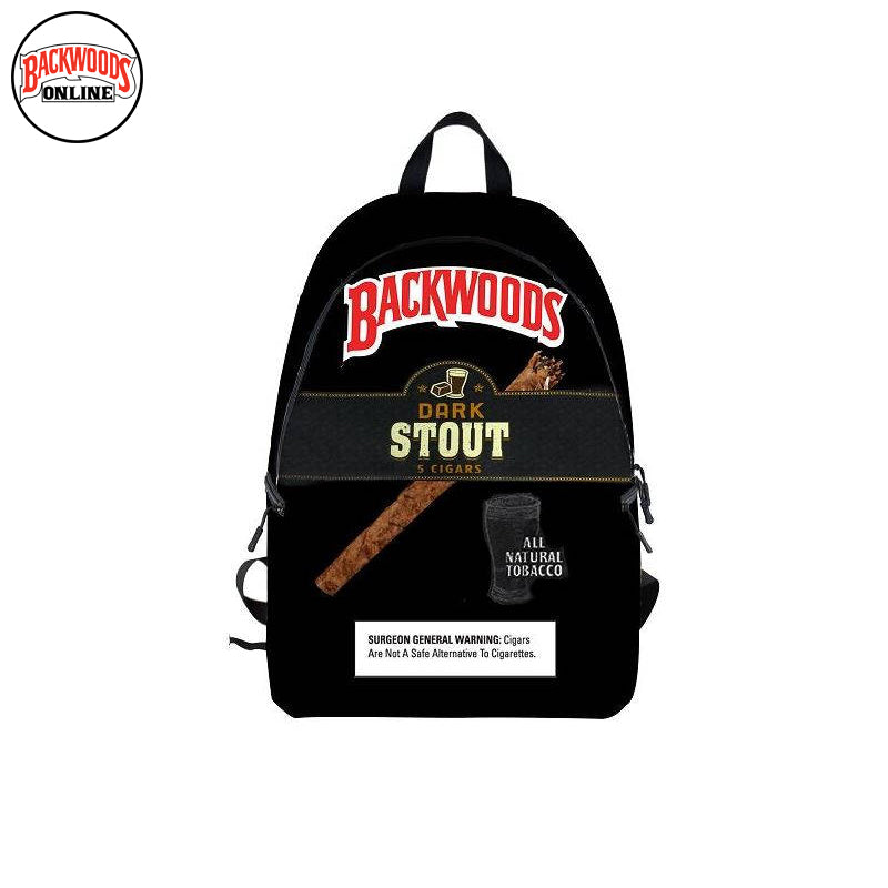 Backwoods Dark Stout BackPack