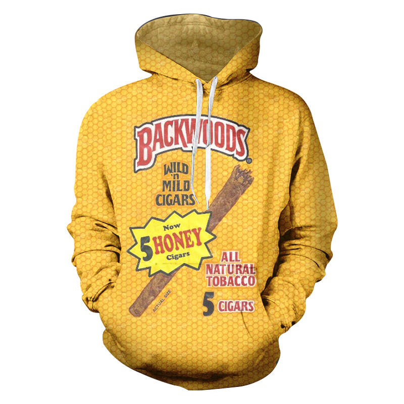 Backwoods Honey SweatShirt