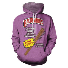 Backwoods Port SweatShirt