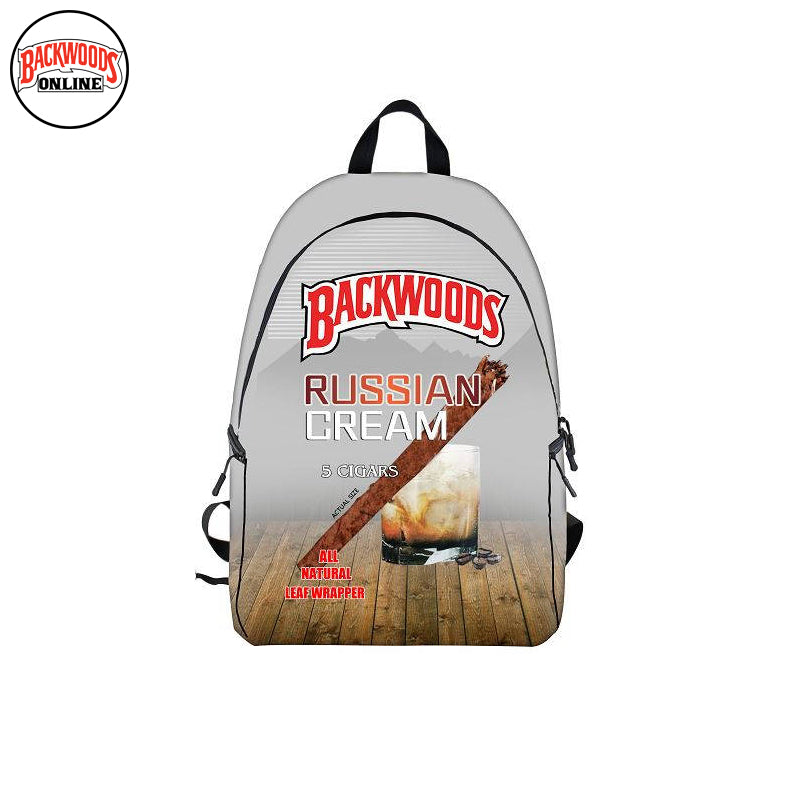 Backwoods Russian Cream BackPack