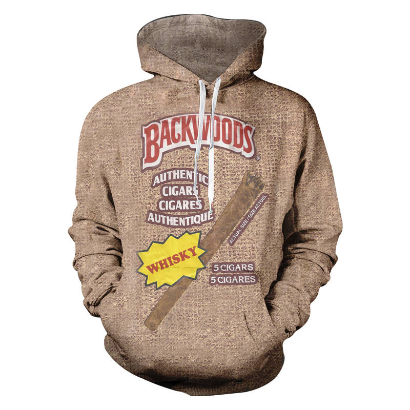 Backwoods Whiskey SweatShirt