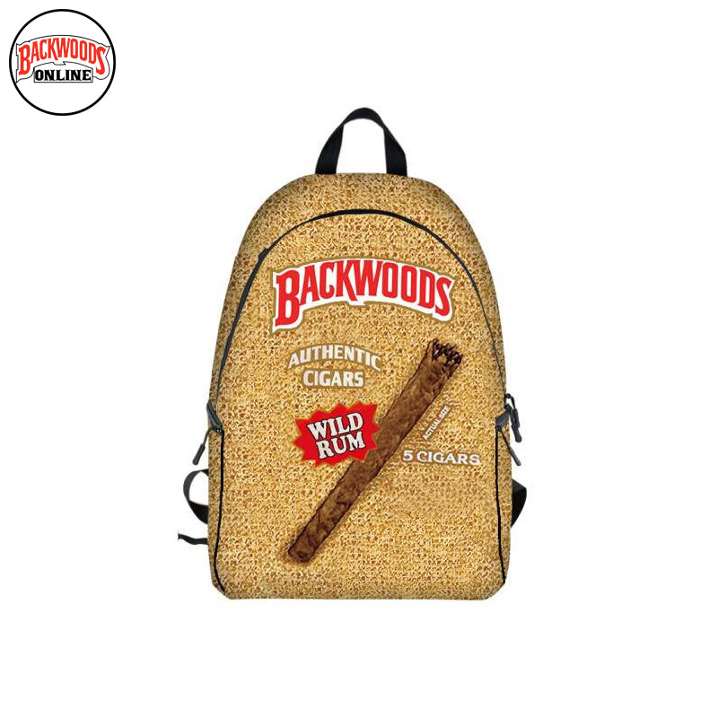 Backwoods Wild Rum BackPack