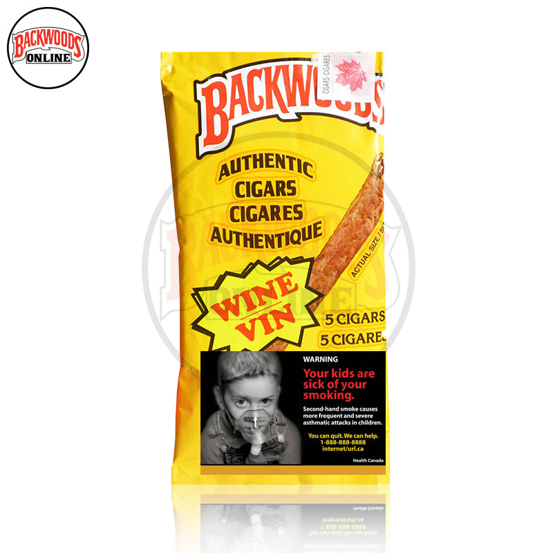 ice Wine Backwoods Cigars discontinued, rare, box of 40, 8 packs of 5 cigars, free shipping to USA, UK, Canada, online for sale with best, wholesale, discount price and reviews.
