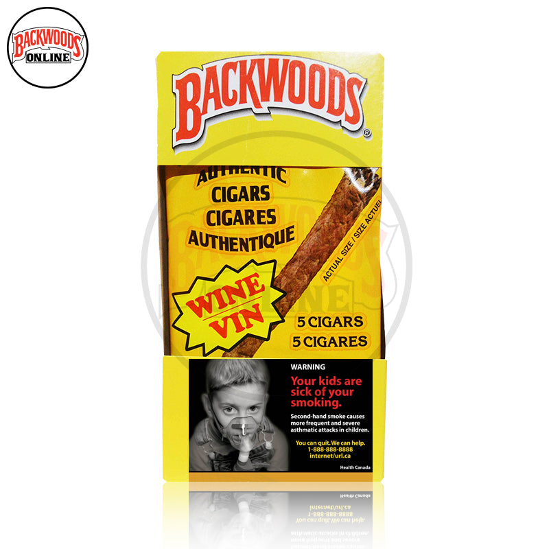 Backwoods Wine