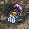 Vanilla Backwoods Cigars, discontinued, rare, Exotic, box of 40, 8 packs of 5 cigars, free shipping to USA, UK, Canada