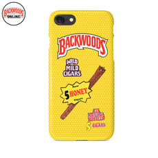 Backwoods Cigars Honey Iphone Case