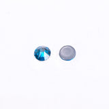 Indicolite Glass HotFix Rhinestones 16 Cut Facets