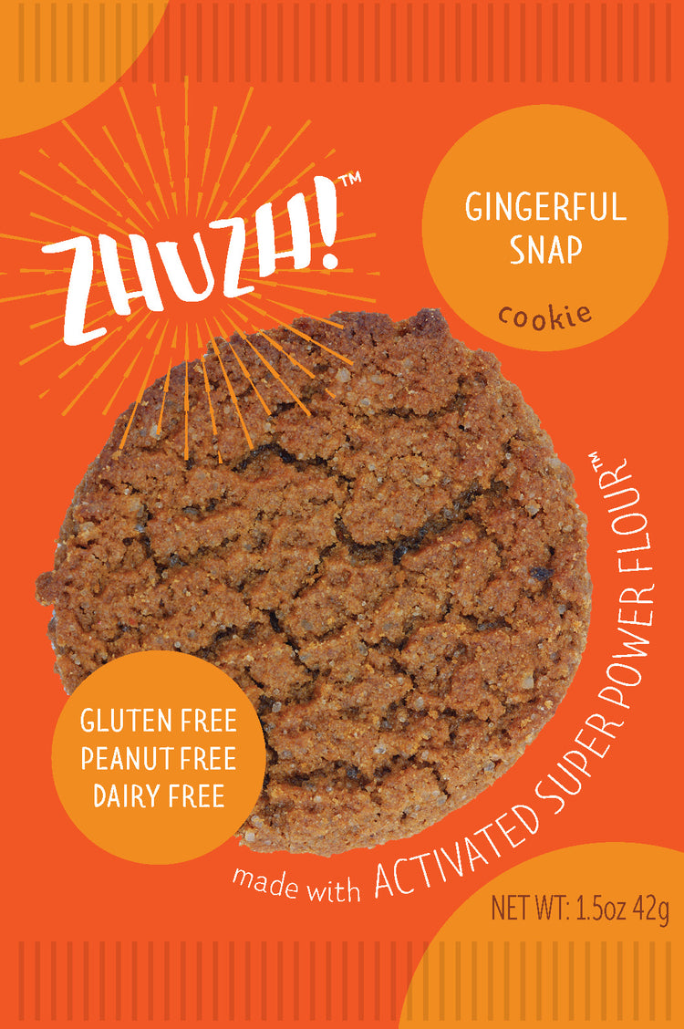 Gingerful Cookie - 8 pack