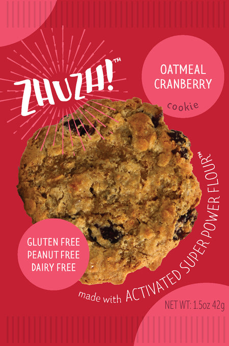 Oatmeal Cranberry Cookie - 8 pack