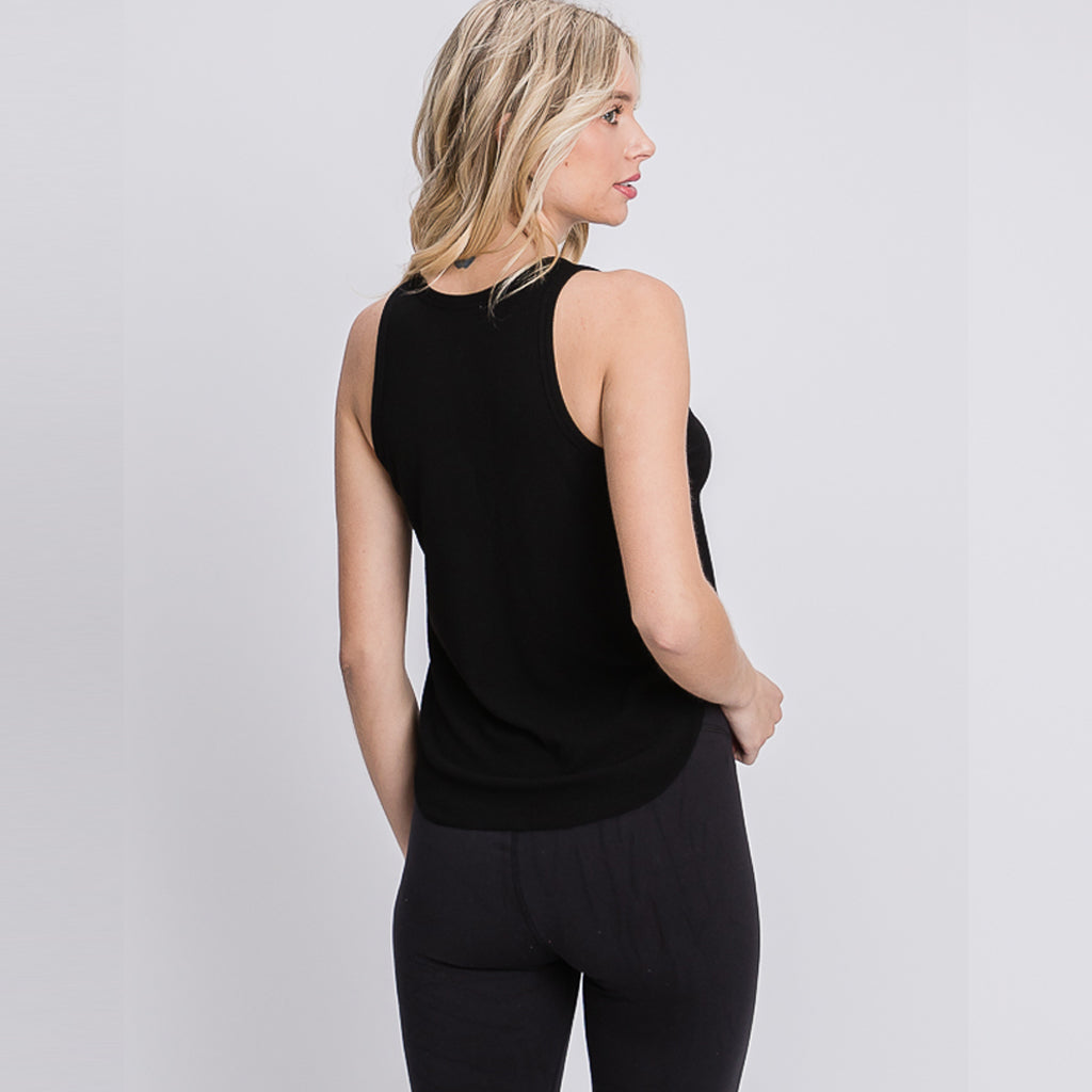 BARRE GRADIENT Crop Tank