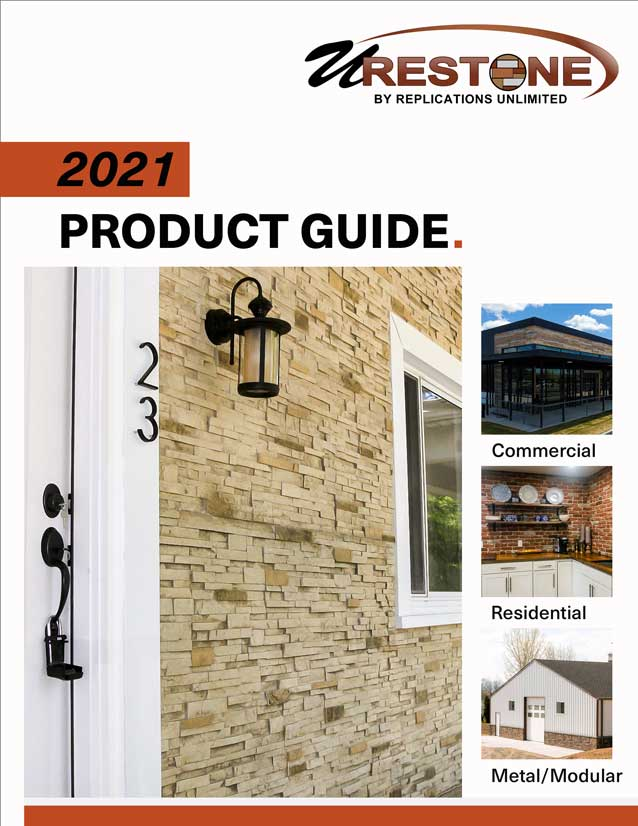 2021 URESTONE Product Guide